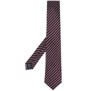 diagonal patterned tie