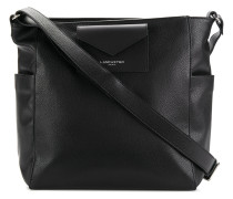 lateral pocket shoulder bag