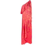 'Orbit' Kleid mit Rüschen