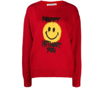 'Happy Without You' Pullover