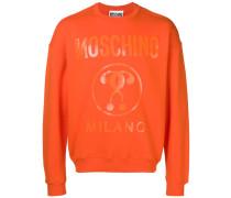 Klassischer Jersey-Pullover