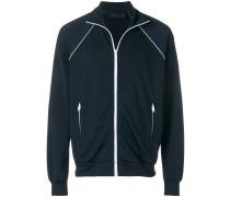Klassische Sweatshirtjacke