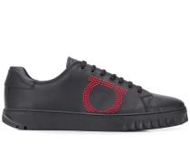 Gepunktete 'Gancio' Sneakers