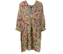 'Peach Dewdrops' Kleid
