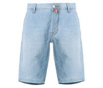 slim handkerchief shorts
