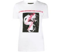 'Ligon' T-Shirt mit Foto-Print