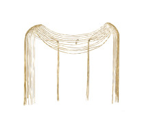 Aquilone chain body piece