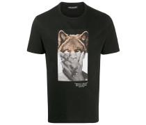 "T-Shirt mit ""Wolfman""-Print"""