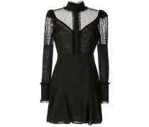 'Madilyn' Kleid mit Spitzeneinsätzen