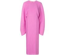 oversized sleeves dress