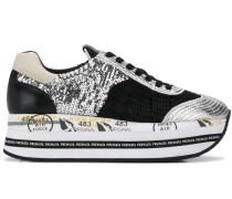 Verzierte 'Beth' Plateau-Sneakers