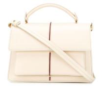 'Attaché' Handtasche mit Streifen
