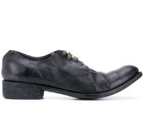 '033N' Derby-Schuhe im Used-Look