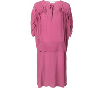 'Dakira' Kleid im Layering-Look
