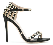 rockstud strappy sandals