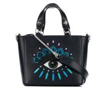 eye-motif tote bag