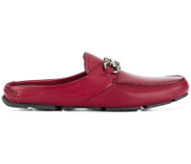 double Gancio slip-on loafers - Unavailable