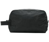 zipped wash bag