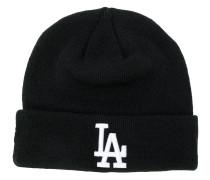 """Mütze mit """"LA""""-Stickerei"""