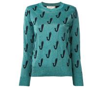 'Shiny Fish' Pullover