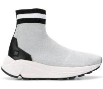 D.A.T.E. 'Dafne' Sock-Sneakers