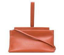 Slope clutch bag