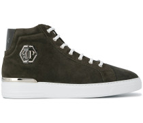 'Hexagonal' High-Top-Sneakers