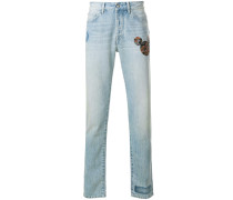 'Mickey Mouse' Jeans