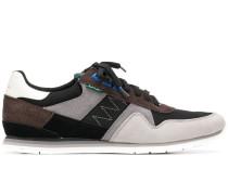 'Vinni' Sneakers mit Wildledereinsätzen