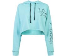 'LA' Cropped-Pullover