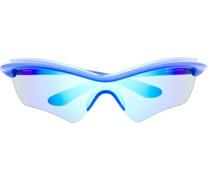 Schimmernde Sonnenbrille