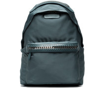 Slate Blue Falabella Go backpack