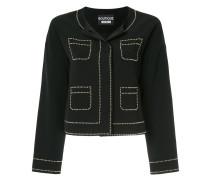stud embellished jacket - Unavailable