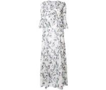 floral full dress