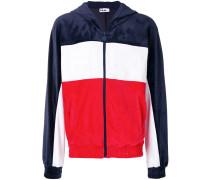 Oscar velour hoodie