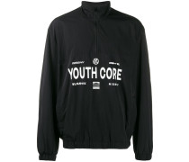 "Jacke mit ""Youth Core""-Print"
