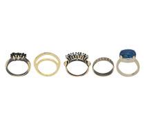 'Club Africana' Ring-Set