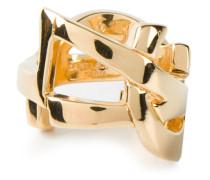 'Monogram' Ring