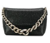 Mini-Tasche mit Kettendetail