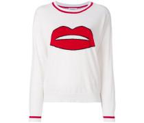 P.A.R.O.S.H. Pullover mit Lippen