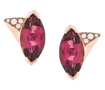 'Ariel Pink' Ohrringe mit Diamanten