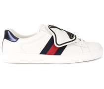 'Ace' Sneakers mit Patches