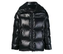 oversized padded coat