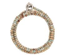 'Axis' Armband mit Steinen