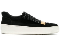 'Blair' Sneakers mit Nieten