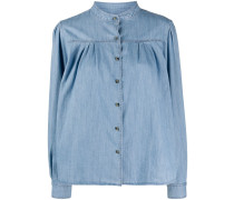 Jeans-Bluse