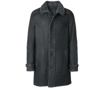 Mantel mit Einsatz