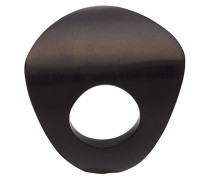 Ring aus Ebenholz