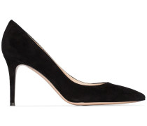 'Gianvito 85' Wildleder-Pumps