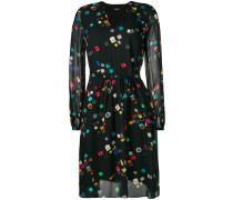 55bb866d12ea34 Kleid mit Schmuck-Print. Paul Smith
